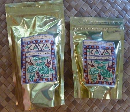 Fiji Kava Root Powder-Waka Grade -CHOOSE SIZE